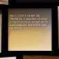 Abu Ghraib screen capture: CID caption.
