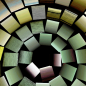 Abu Ghraib screen capture: spiral of images