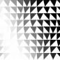 untitled (after riley): more triangles