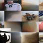 Sreenshot: Contest–War and Peace: showing a grid of images.